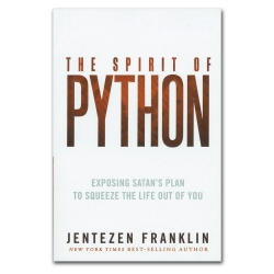 The Spirit of Python: Exposing Satan's Plan to Squeeze the Life Out of You