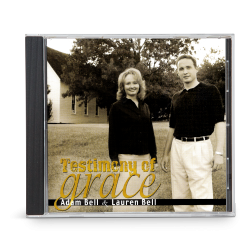 Testimony of Grace (CD)