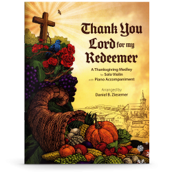Thank You Lord for My Redeemer