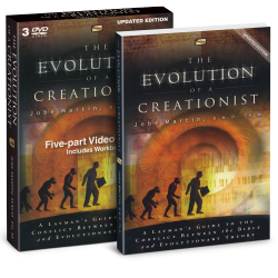 The Evolution of a Creationist Set