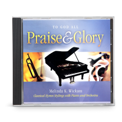 To God All Praise and Glory, Vol. 1 (CD)