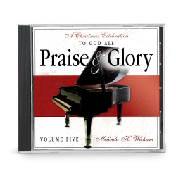To God All Praise and Glory, Vol. 5 (CD)