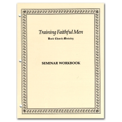 Training Faithful Men Workbook
