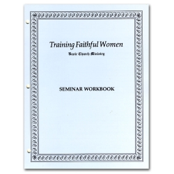 Training Faithful Women Workbook