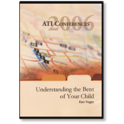 Understanding the Bent of Your Child (DVD)