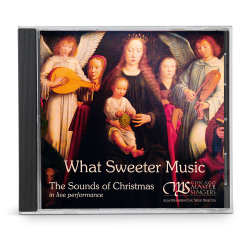 What Sweeter Music (CD)