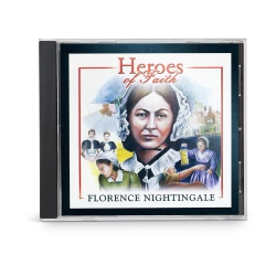 Heroes of Faith: Florence Nightingale Audiobook