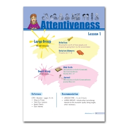 Biblical Foundation of Character - Attentiveness