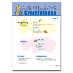 Biblical Foundation of Character - Gratefulness