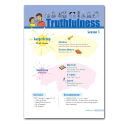 Biblical Foundation of Character - Truthfulness
