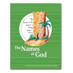 The Names of God (Teacher's Curriculum)