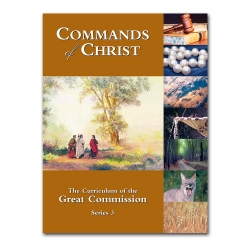 Commands of Christ, Series 3, Book