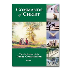 Commands of Christ, Series 1, Book