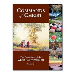 Commands of Christ, Series 2, Book