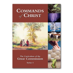 Commands of Christ, Series 4, Book