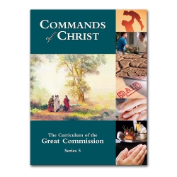 Commands of Christ, Series 5, Book
