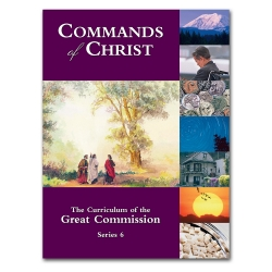 Commands of Christ, Series 6, Book
