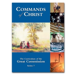 Commands of Christ, Series 7, Book