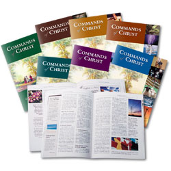 Commands of Christ, Series 1-7 Set
