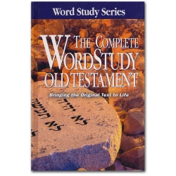 The Complete Word Study - Old Testament