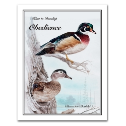 Character Booklet: Obedience
