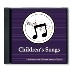 Children's Songs: A Collection of Children's Institute Classics (CD)