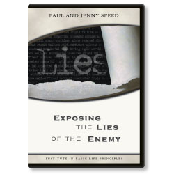 Exposing the Lies of The Enemy (DVD)