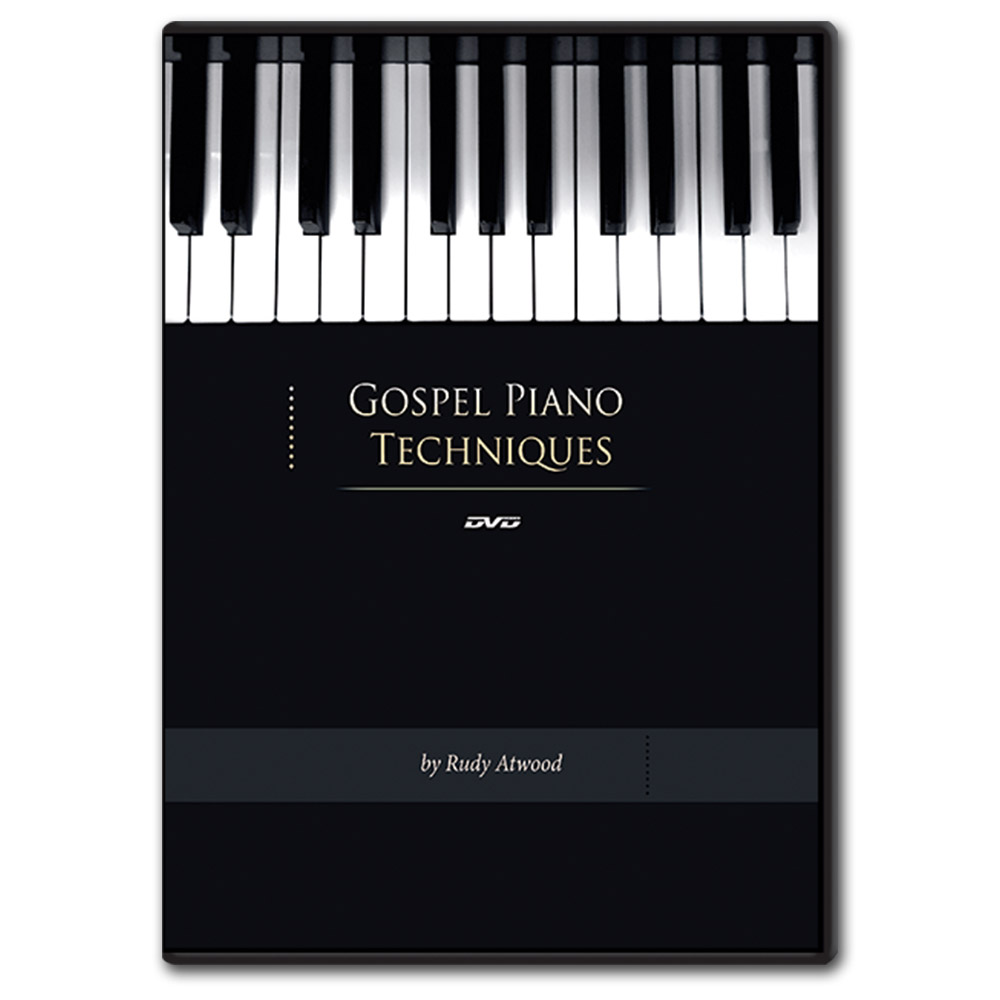Gospel Piano Techniques (DVD)