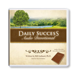 Daily Success Audio Devotional (CD)