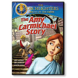 Torchlighters: The Amy Carmichael Story <b>(Spanish)</b>