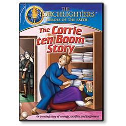 Torchlighters: The Corrie ten Boom Story <b>(Spanish)</b>