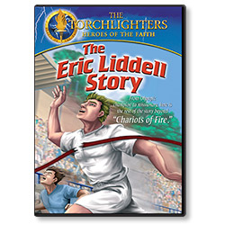 Torchlighters: The Eric Liddell Story <b>(Spanish)</b>