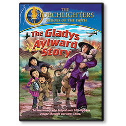 Torchlighters: The Gladys Aylward Story <b>(Spanish)</b>