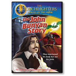 Torchlighters: The John Bunyan Story