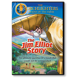 Torchlighters: The Jim Elliot Story <b>(Spanish)</b>