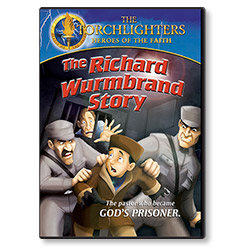 Torchlighters: The Richard Wurmbrand Story <b>(Spanish)</b>