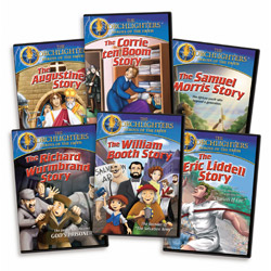 Torchlighters Set 2 <p>(6 DVDs)</p>
