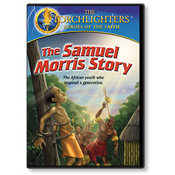 Torchlighters: The Samuel Morris Story <b>(Spanish)</b>