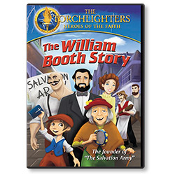 Torchlighters: The William Booth Story <b>(Spanish)</b>