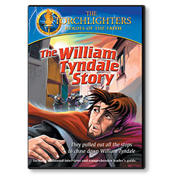 Torchlighters: The William Tyndale Story <b>(Spanish)</b>