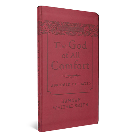 God of All Comfort (Leather Edition)