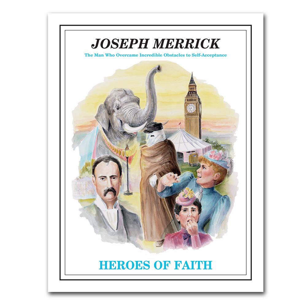 IBLP Online Store: Heroes of Faith - Joseph Merrick
