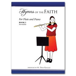 Hymns of the Faith for Flute and Piano, Book 2