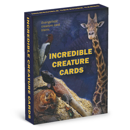 Incredible Creatures Cards
