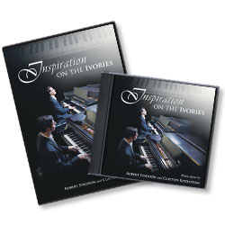Inspiration on the Ivories (DVD + CD)
