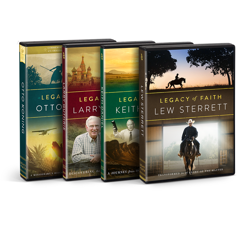 Legacy of Faith DVD Collection