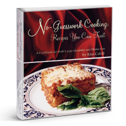 No-Guesswork Cooking Cookbook