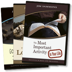 Jim Sammons Three-DVD Set