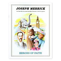 IBLP Online Store Heroes of Faith - Joseph Merrick