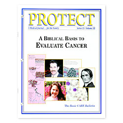 Basic CARE Protect 3 - A Biblical Basis to Evaluate Cancer